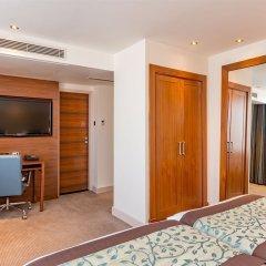 Thistle Trafalgar Square Hotel Лондон удобства в номере