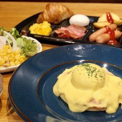 Отель Henn na Hotel Tokyo Akasaka Япония, Токио - отзывы, цены и фото номеров - забронировать отель Henn na Hotel Tokyo Akasaka онлайн питание фото 2