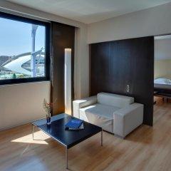 Отель Barceló Valencia Испания, Валенсия - 1 отзыв об отеле, цены и фото номеров - забронировать отель Barceló Valencia онлайн комната для гостей