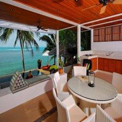 Отель Napasai, A Belmond Hotel, Koh Samui Таиланд, Самуи - отзывы, цены и фото номеров - забронировать отель Napasai, A Belmond Hotel, Koh Samui онлайн балкон