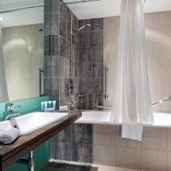 Отель Hilton London Canary Wharf ванная