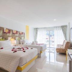 Отель Patong Holiday комната для гостей фото 2
