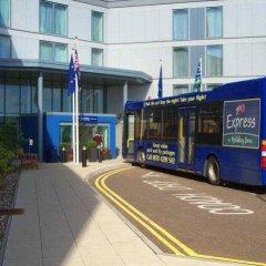 Отель Holiday Inn Express London Stansted городской автобус