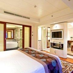 Отель Royal Wing Suites & Spa Таиланд, Паттайя - 3 отзыва об отеле, цены и фото номеров - забронировать отель Royal Wing Suites & Spa онлайн комната для гостей фото 2