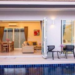 Отель AYG Areca Private Pool VIlla бассейн