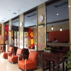 Venice Hotel (Jiujiang South Bus Station) интерьер отеля