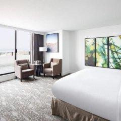 Отель DoubleTree by Hilton Hotel & Suites Victoria Канада, Виктория - отзывы, цены и фото номеров - забронировать отель DoubleTree by Hilton Hotel & Suites Victoria онлайн комната для гостей фото 5