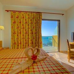 Отель SBH Club Paraíso Playa - All Inclusive комната для гостей фото 4
