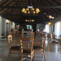 Отель Outeniquabosch Lodge питание