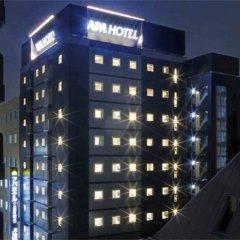 APA Hotel Ningyocho-Eki-Kita сейф в номере