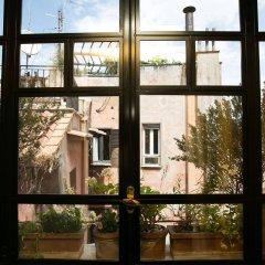 Апартаменты Trastevere Large Apartment With Terrace балкон