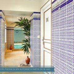 Hotel The Originals Domaine des Thômeaux (ex Relais du Silence) сауна