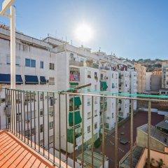Отель Sweet Inn Apartments Passeig de Gracia - City Centre Испания, Барселона - отзывы, цены и фото номеров - забронировать отель Sweet Inn Apartments Passeig de Gracia - City Centre онлайн балкон