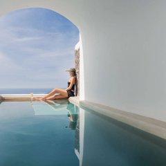 Отель Iliovasilema Suites Греция, Остров Санторини - отзывы, цены и фото номеров - забронировать отель Iliovasilema Suites онлайн бассейн фото 2