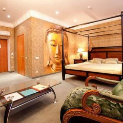 Гостиница Яхонты Ногинск комната для гостей фото 5