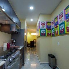 Отель Once21 Apartments Мексика, Гвадалахара - отзывы, цены и фото номеров - забронировать отель Once21 Apartments онлайн интерьер отеля