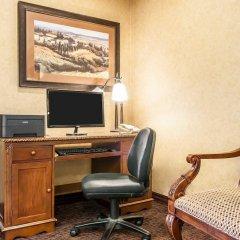 Отель Comfort Inn And Suites McMinnville интерьер отеля фото 3