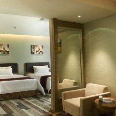 Отель Golden Bridge Garden Hotel Китай, Сямынь - отзывы, цены и фото номеров - забронировать отель Golden Bridge Garden Hotel онлайн комната для гостей