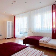 Отель Ferienwohnung Leverkusen 1 Германия, Леверкузен - отзывы, цены и фото номеров - забронировать отель Ferienwohnung Leverkusen 1 онлайн комната для гостей фото 5