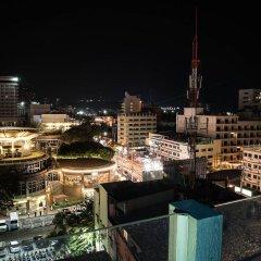 Intimate Hotel Pattaya by Tim Boutique балкон