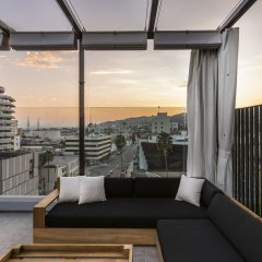 Kimpton Everly Hotel комната для гостей