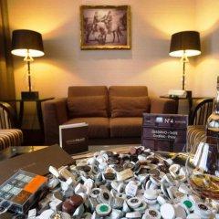 Отель Allegroitalia Golden Palace Италия, Турин - 1 отзыв об отеле, цены и фото номеров - забронировать отель Allegroitalia Golden Palace онлайн интерьер отеля фото 3