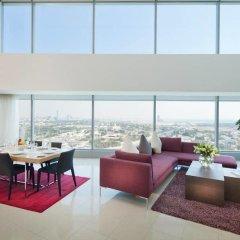 Отель Jumeirah Living - World Trade Centre Residence комната для гостей фото 4