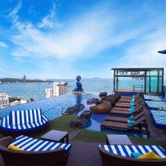 Siam@Siam Design Hotel Pattaya Паттайя бассейн фото 2