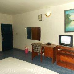 Vegas Hilton Hotel удобства в номере фото 2