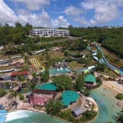 Отель Guam Plaza Resort & Spa Гуам, Тамунинг - отзывы, цены и фото номеров - забронировать отель Guam Plaza Resort & Spa онлайн бассейн фото 2