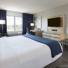 Отель Holiday Inn Express Quebec City - Sainte Foy Канада, Квебек - отзывы, цены и фото номеров - забронировать отель Holiday Inn Express Quebec City - Sainte Foy онлайн комната для гостей фото 3