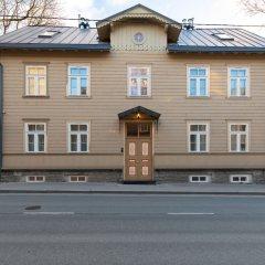 Отель Meltzer Apartments Эстония, Таллин - отзывы, цены и фото номеров - забронировать отель Meltzer Apartments онлайн вид на фасад