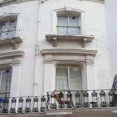 Отель Central Hostel Великобритания, Лондон - отзывы, цены и фото номеров - забронировать отель Central Hostel онлайн вид на фасад
