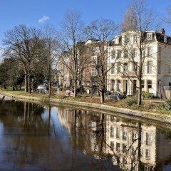 Отель Spinoza Suites Нидерланды, Амстердам - отзывы, цены и фото номеров - забронировать отель Spinoza Suites онлайн приотельная территория