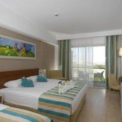 Sunis Evren Beach Resort Hotel & Spa комната для гостей