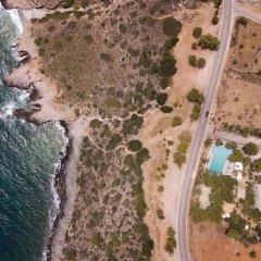 Akra Morea Hotel & Residences пляж