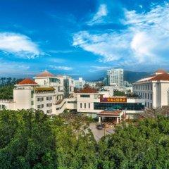 Отель Sea View Garden Hotel Xiamen Китай, Сямынь - отзывы, цены и фото номеров - забронировать отель Sea View Garden Hotel Xiamen онлайн фото 2