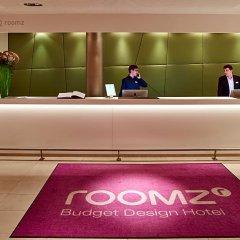 Отель Roomz Vienna Gasometer интерьер отеля фото 3