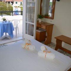 Отель Апарт-отель Montes Studios & Apartments Греция, Закинф - отзывы, цены и фото номеров - забронировать отель Апарт-отель Montes Studios & Apartments онлайн балкон