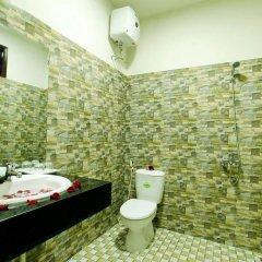 Отель Countryside Garden Homestay Хойан ванная