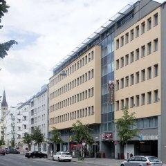 Отель Best Western Plus Amedia Wien парковка
