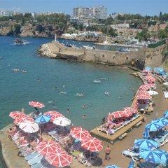Argos Hotel Турция, Анталья - 1 отзыв об отеле, цены и фото номеров - забронировать отель Argos Hotel онлайн пляж фото 2