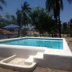 Отель Bungalos Sol Dorado Мексика, Коакоюл - отзывы, цены и фото номеров - забронировать отель Bungalos Sol Dorado онлайн бассейн фото 3