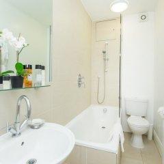 Отель Urban Chic - Bond Street Великобритания, Лондон - отзывы, цены и фото номеров - забронировать отель Urban Chic - Bond Street онлайн ванная