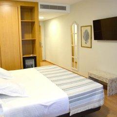 Отель Oca Golf Balneario Augas Santas комната для гостей фото 5
