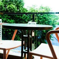 Отель Tribe Hotel Pattaya Таиланд, Чонбури - отзывы, цены и фото номеров - забронировать отель Tribe Hotel Pattaya онлайн балкон