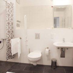 Отель Nikolai Residence Германия, Берлин - отзывы, цены и фото номеров - забронировать отель Nikolai Residence онлайн ванная
