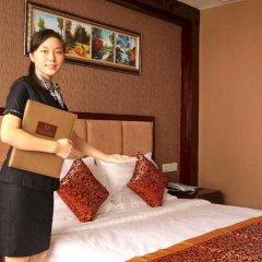 Ji'an Huayue Hotel комната для гостей фото 3