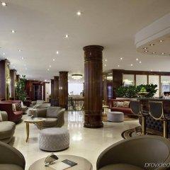 Отель UNAHOTELS Scandinavia Milano гостиничный бар