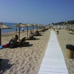 Отель Villa Eden Болгария, Генерал-Кантраджиево - отзывы, цены и фото номеров - забронировать отель Villa Eden онлайн пляж фото 2